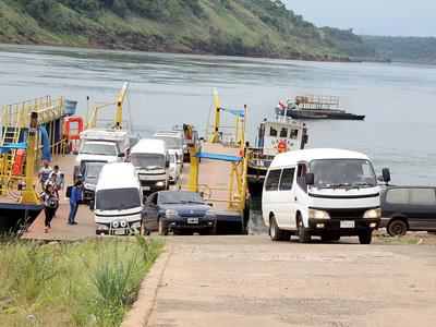Puerto Tres Fronteras solo sirve para la recaudación paralela de los aduaneros