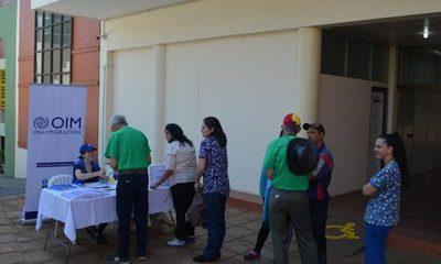 Realizarán Jornada de Integración venezolana en laGobernación de Alto Paraná
