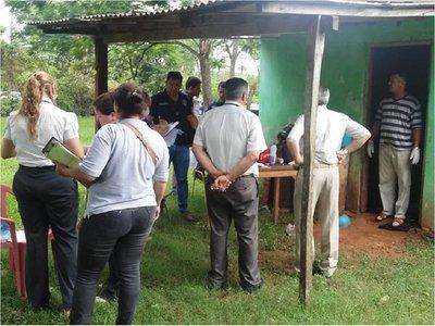 Imputan a sospechoso del asesinato de una mujer en Coronel Oviedo