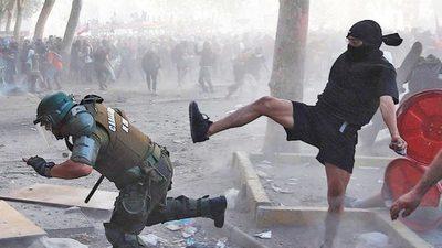No cesan las protestas