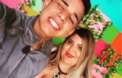 Pamela Ovelar habló de la oportunidad que tendría su hijo futbolista