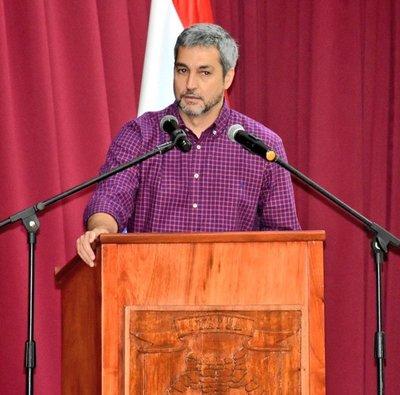 Mayor Otaño: Abdo pide la reposición del puesto laboral a madre de manifestante