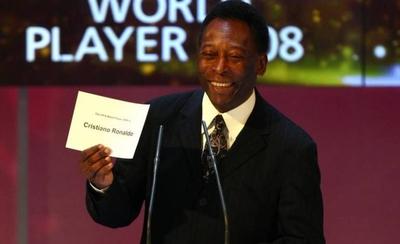 HOY / Pelé reta a Cristiano a romper su récord de goles