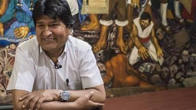 """Evo Morales: """"Respeto y doy muchísimas gracias a Paraguay"""""""