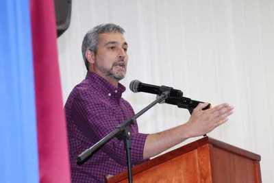 Presidente resalta que el Gran Hospital del Sur será uno de los legados de su Gobierno