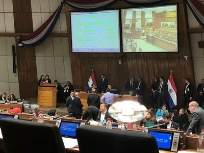 Diputados destruyeron el esfuerzo de la Bicameral, dice Beto Ovelar