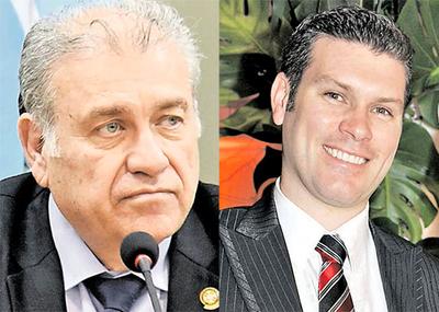 Imputan a Ramón González Daher e hijo por Usura y Lavado de Dinero