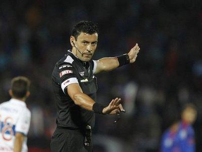 Chileno Roberto Tobar al Mundial de Clubes