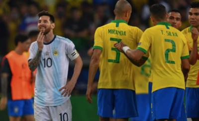 HOY / Argentina mide a Brasil en clásico sudamericano