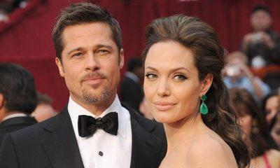 Según Angelina Jolie, Brad Pitt le hizo la vida imposible a ella y a sus hijos