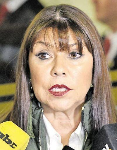 PGN 2020: diputada Celeste Amarilla cuestionó a funcionarios judiciales y a docentes por pedido de aumentos