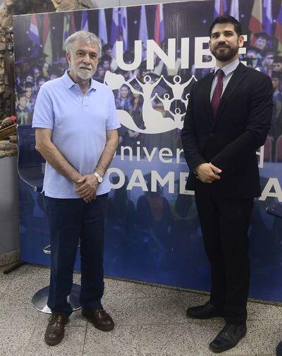 VIII Foro Internacional de Investigadores, en Unibe