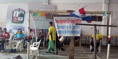 Consejo de Desarrollo de Lambaré lamenta situación del municipio
