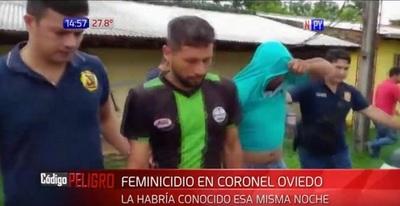Imputan a sospechoso de feminicidio