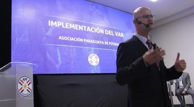 Carlos Torres revela el motivo de su alejamiento del proyecto VAR