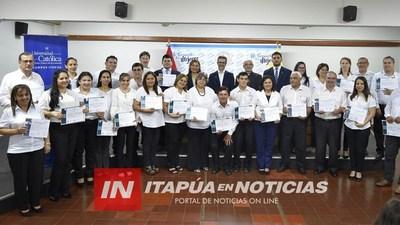 ACTO DE CLAUSURA DE PROYECTOS FORMATIVOS 2019 – PASTORAL UCI