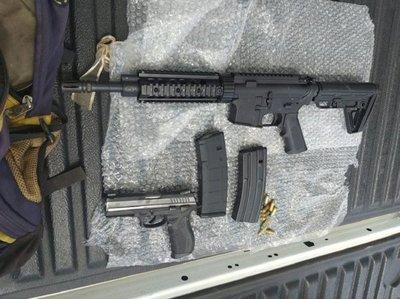 Cae militar por supuesto trafico de arma