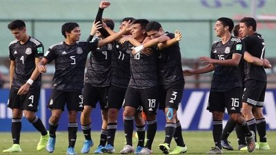 México finalista del Mundial Sub-17