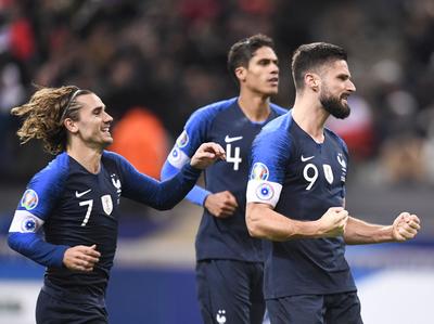 La campeona del mundo se anota para al Euro 2020
