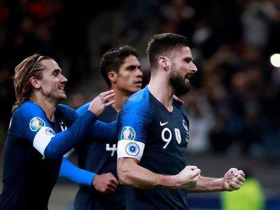 Francia, Inglaterra, Turquía y la República Checa sellan billete para Eurocopa