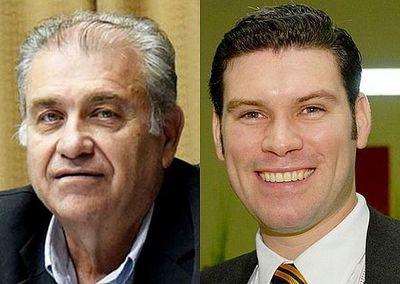 Ramón González Daher y su hijo se presentarán ante Juez de Garantías