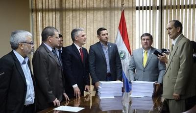 "CBI presenta informe final sobre ""acta bilateral"""