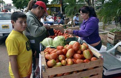 Invitan a feria de productos hortigranjeros en Asunción