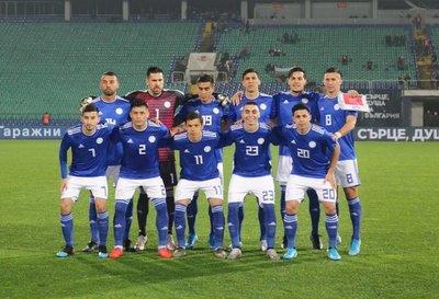 Paraguay derrota a Bulgaria con buena exhibición de Fútbol