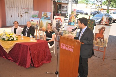 Construcción de aulas para la carrera de Arquitectura en Franco se iniciará en 2020