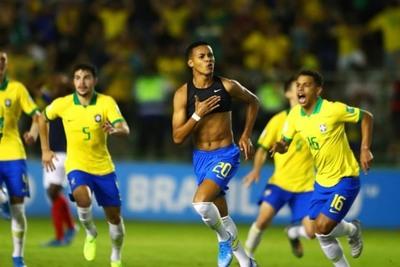 Brasil y México definirán el Mundial Sub 17