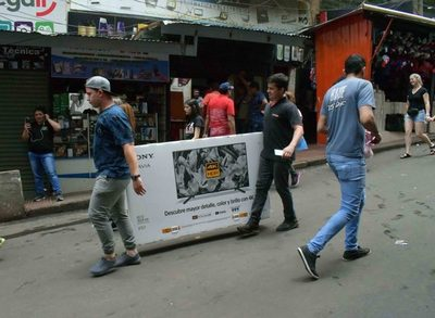 Exitosa primera jornada de Black Friday en CDE