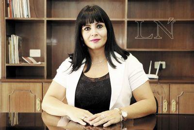 Directora del Grupo Evoltis en Paraguay y presidenta de la Capacc