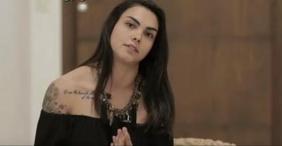 Paloma Ferreira contó parte de su historia de vida en el Baila
