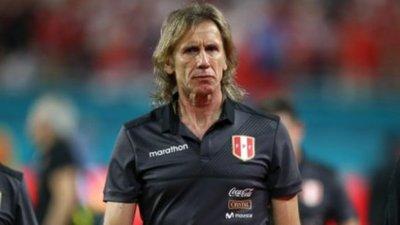 Gareca respeta la decisión de los jugadores Chile de no disputar el amistoso con Perú