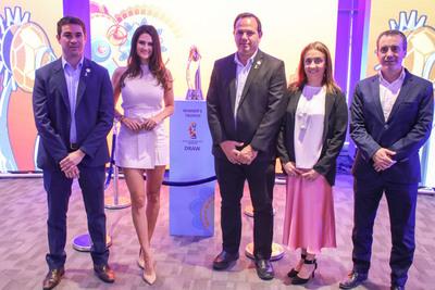 Tigones el nuevo promotor de la Copa Mundial de Beach Soccer FIFA Paraguay