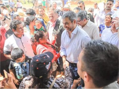 """PGN 2020: Mario Abdo pide evitar """"populismo y demagogia"""""""