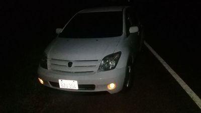 Tras persecución policial, abandonan vehículo robado en Carapeguá