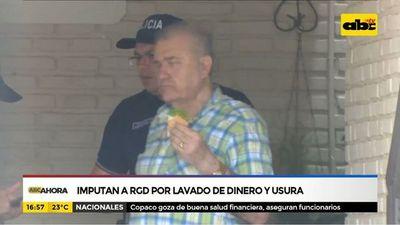 ¿Dónde están Ramón González Daher y su hijo?