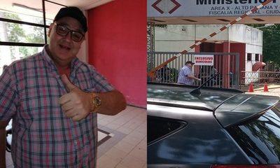 Aparece gobernador del Alto Paraná