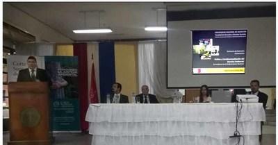 Conferencia sobre política del Derecho Ambiental