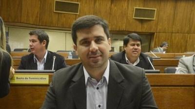 Sebastián Villarejo podría ser el candidato a la intendencia de Asunción por Patria Querida