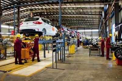 Técnicos automotrices de Corea capacitarán a empresas paraguayas