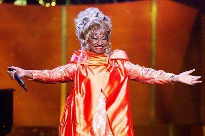 Lucrecia enfrenta retos y emociones para interpretar a Celia Cruz en musical
