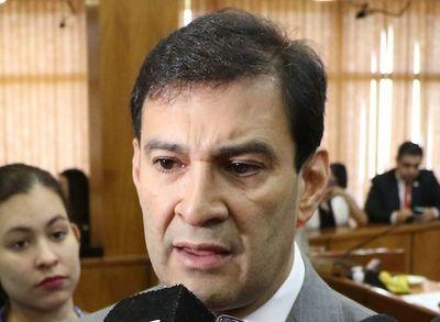 """Ovelar cuestiona a diputados por """"destrozar"""" el PGN"""