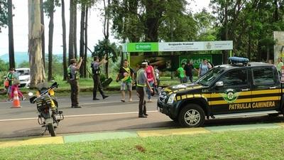 Caminera prepara el operativo Caacupé