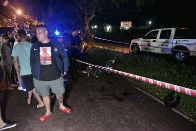 Ministro del Interior respalda a policía que mató a  supuesto delincuente