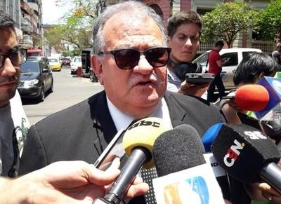 Ramón González Daher y su hijo, a la audiencia de imposición