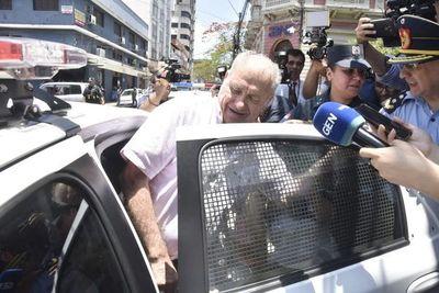 Prisión preventiva para Ramón González Daher y su hijo Fernando González