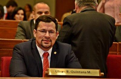 Ulises Quintana, está confiado y lanza su candidatura a la intendencia de CDE