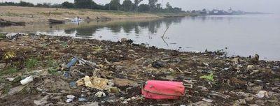 Río Paraguay, subida mínima pero alentadora
